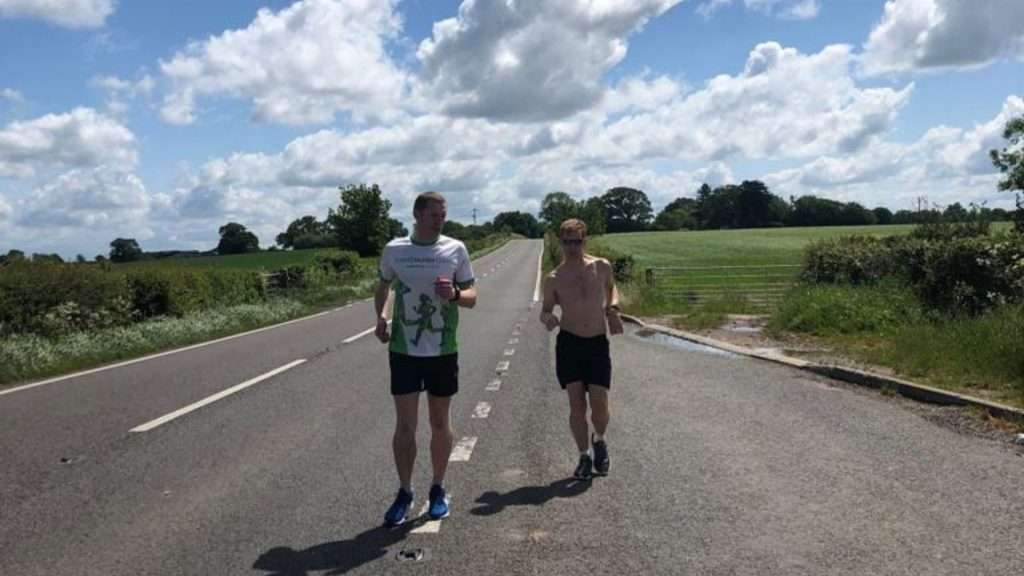 LEJOG: A world record attempt